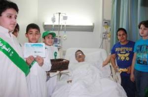 Al Ekhaa School visit