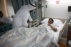 ألف إصابة عمل في مكة خلال عام
