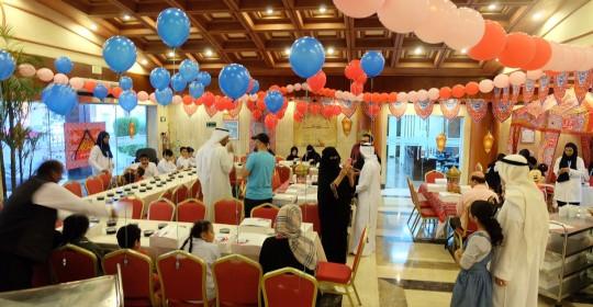 فطور رمضان للأيتام